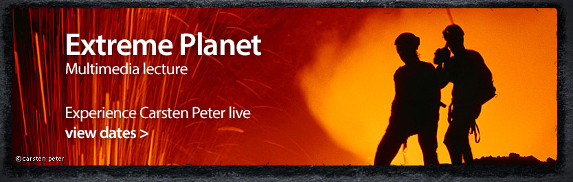 Extreme Planet - Carsten Peter live